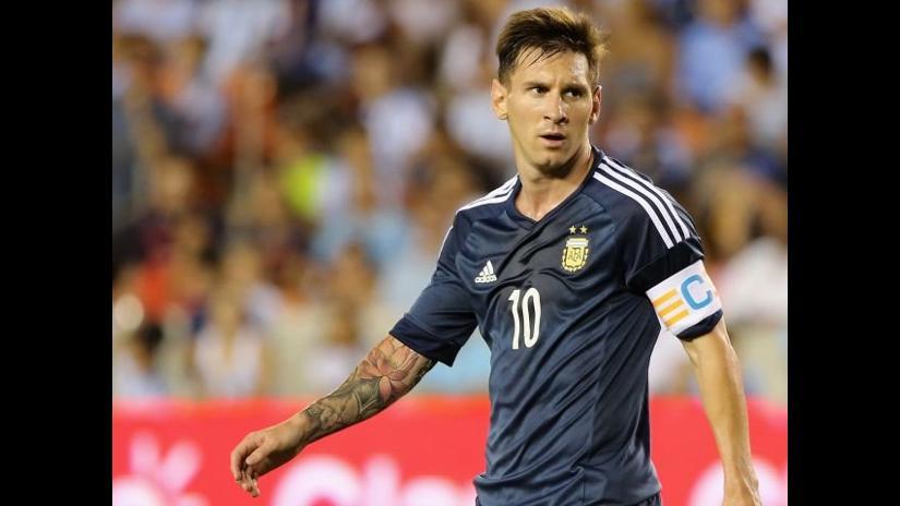 Lionel Messi habló sobre polémica de dejar la selección argentina