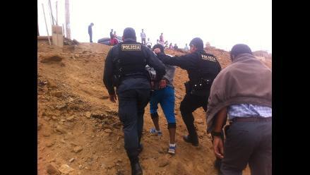 Huacho: pobladores linchan a presunto delincuente en Agua Dulce