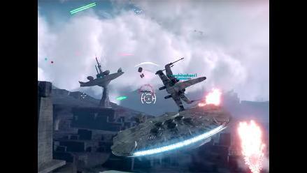Star Wars: Battlefront permitirá pilotear el Millenium Falcon