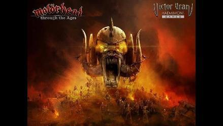 Banda Motörhead tendrá su propio videojuego