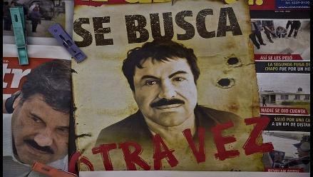 Policía de Colombia da consejos a México para atrapar al Chapo Guzmán