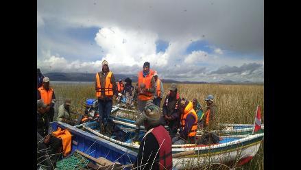 Puno: cerca de 500 turistas quedaron varados en isla Taquile