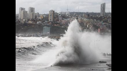Chile confirma seis muertos y un desaparecido por temporal