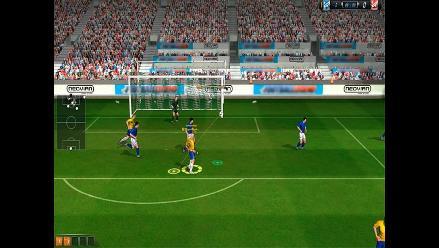 Anuncian en Perú videojuego Fútbol Latino
