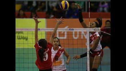 Mundial de Vóley Sub 18: Perú cayó 1-3 ante México y quedó en el puesto 16
