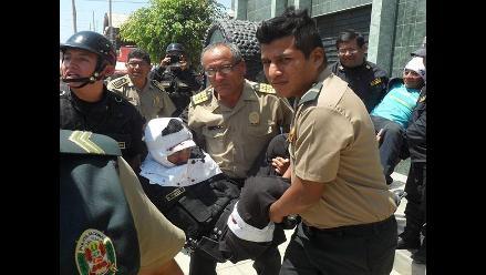 Chiclayo: con éxito se realizó simulacro de desastres en comisarías