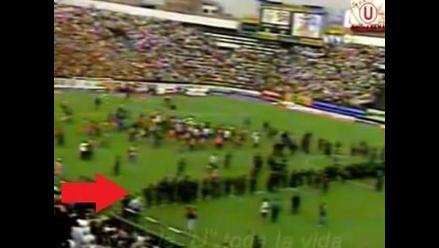 Universitario de Deportes: ¿Alianza Lima impidió que diera la vuelta en Matute?