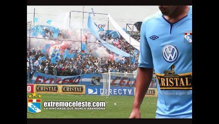 Sporting Cristal: 'Extremo Celeste' responde a hinchas de Universitario