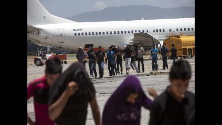 Rescatan a 54 menores explotados como jornaleros en campos de México