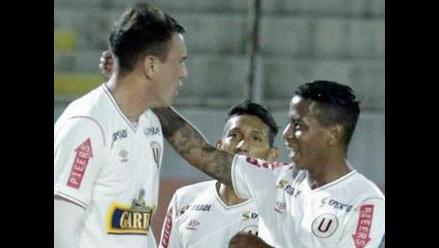 Universitario ganó al Deportivo Anzoátegui y avanzó en la Copa Sudamericana