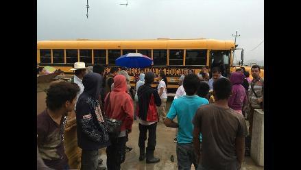 México: 63 menores son rescatados de una fábrica de embalaje de verduras
