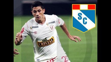 Universitario vs. Sporting Cristal: Henry Giménez podrá jugar este domingo