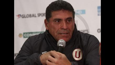 Universitario de Deportes: DT Luis Suárez alternará la oncena ante Cristal