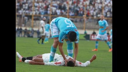 Universitario de Deportes viajó a Uruguay sin el lesionado Diego Chávez