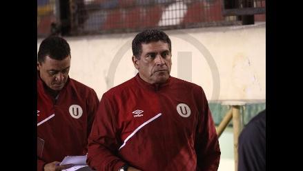 Universitario: Luis Fernando Suárez reconoce superioridad de Defensor Sporting