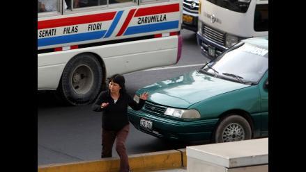 Imprudencia de peatones, segunda causa de muerte por accidentes de tránsito