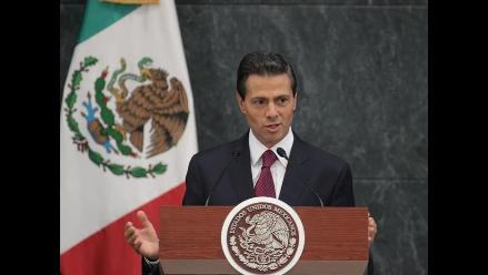 Ejecutivo entregó informe de gestión de Peña Nieto en medio de críticas