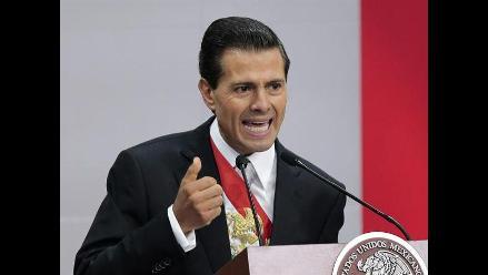 México: Peña Nieto anunció ajuste presupuestario para el 2016
