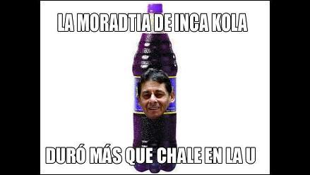Roberto Chale deja Universitario de Deportes y provoca estos memes