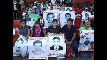 CIDH: Los 43 estudiantes mexicanos no fueron incinerados en el basurero