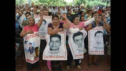 CIDH se compromete a seguir buscando la verdad de los 43 desaparecidos