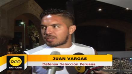 Selección Peruana: Juan Vargas sigue método de Pizarro para estar en forma1
