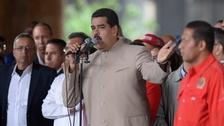 Maduro quiere una